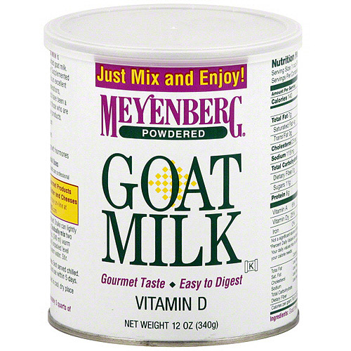 Meyenberg Whole Powdered Goat Milk, 12 oz (Pack of 12) by Generic