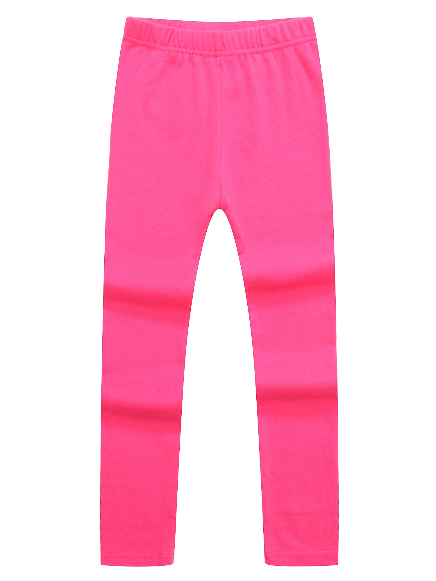 Richie House Girls' Fashion Solid Colored Pants RH1522