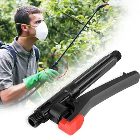 Garden Sprayer Handle,Ymiko Sprayer Handle,1Pc Trigger Gun Sprayer Handle Parts for Garden Weed Pest Control New
