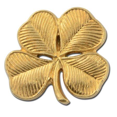 4 Leaf Clover Pin (4 Leaf Clover Lapel Pin)