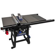 Best Contractor Table Saws - Delta-36-5100T2 10in. Left Tilt Contractor Saw with 30in Review