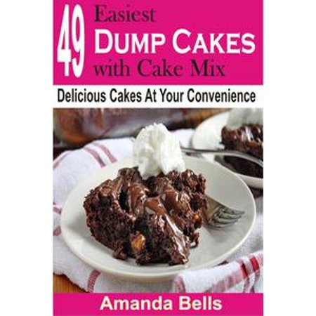 49 Easiest Dump Cakes with Cake Mix - - Apple Cobbler Dump Cake