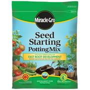 Miracle-Gro 8qt Seed Starting Potting Mix