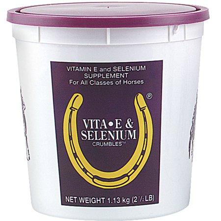 Vita E   Selenium Crumbles Supplement For Horses