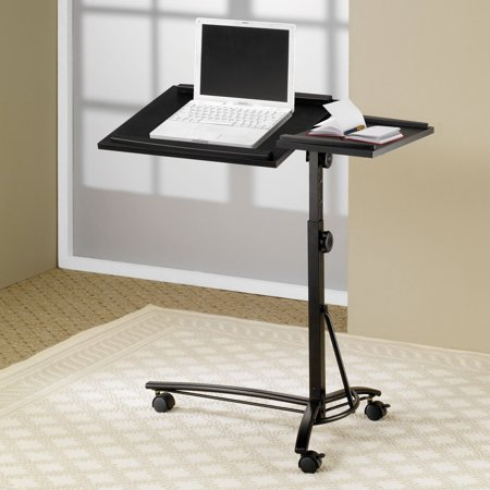 Coaster Furniture Black Mobile Laptop Stand