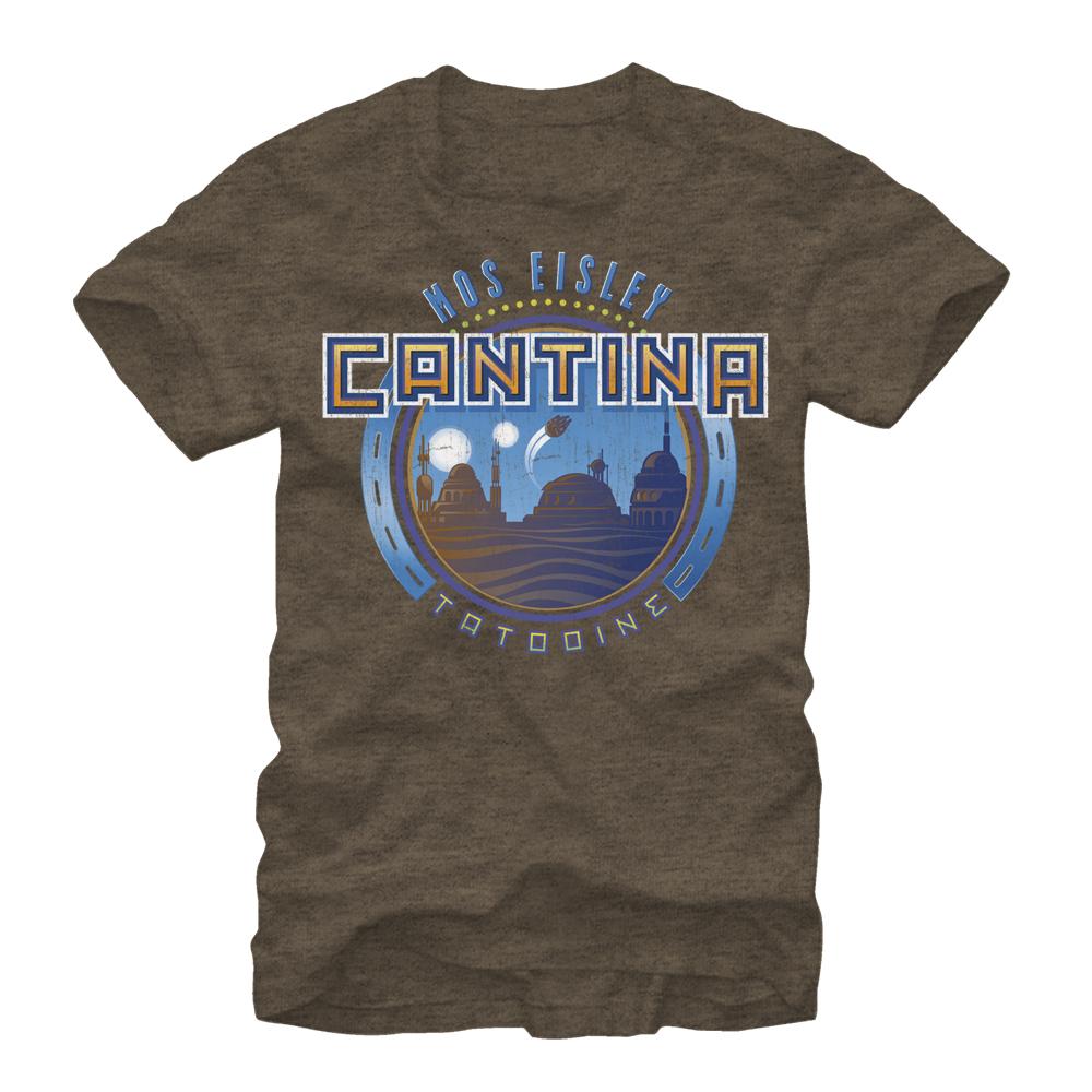 Star Wars Men's Mos Eisley T-Shirt