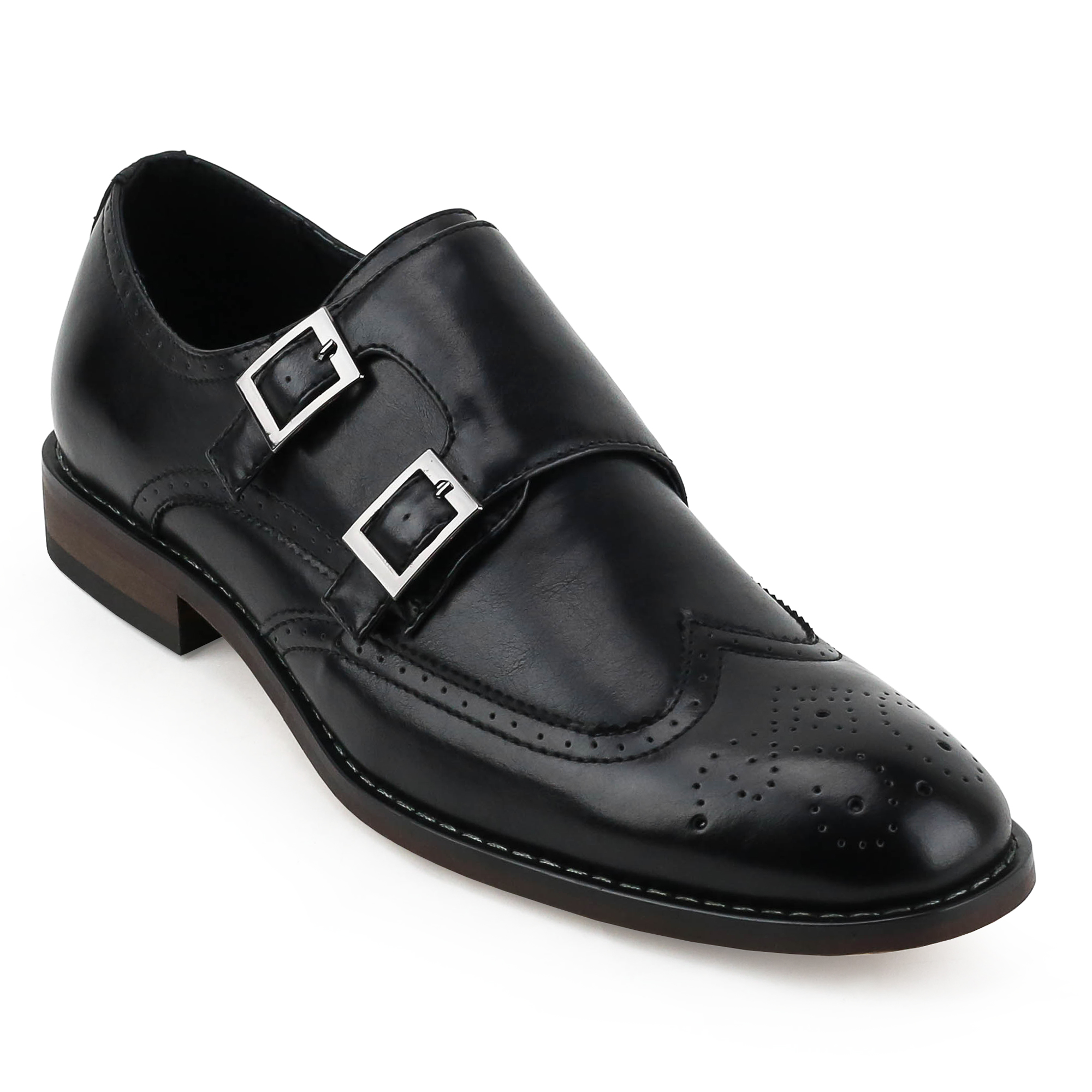Xray Men's Bronx Monk-strap Dressy by Xray