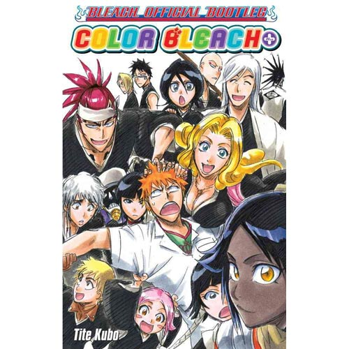 Color Bleach Plus: The Bleach Official Bootleg