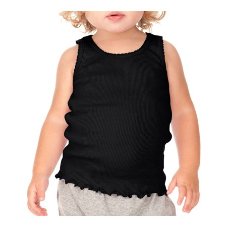 Kavio Infants Scalloped Beater Tank, Style I2C0278 (Beater Top)