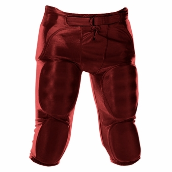 Alleson Athletic Solo Series Intergrated Dazzle Pant, Youth by Alleson Athletic