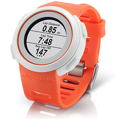 Magellan Echo Orange Smart Running Watch