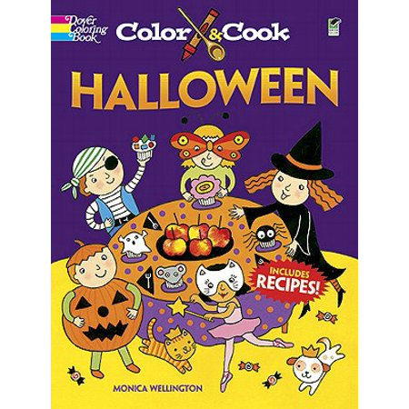 Color & Cook Halloween - Halloween Wellington Point