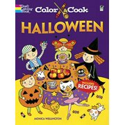 Color & Cook Halloween