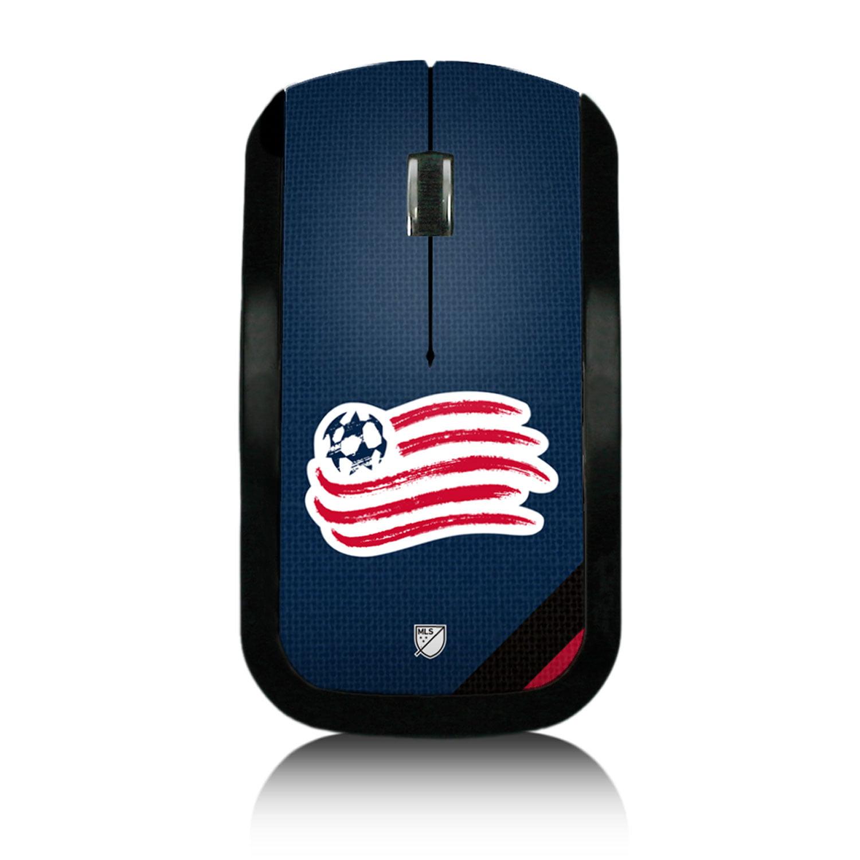 New England Revolution Wireless USB Mouse MLS