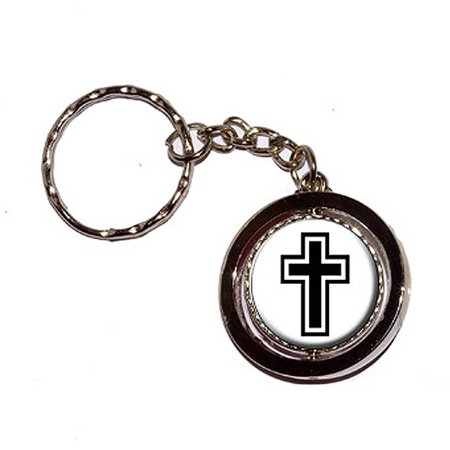 Christian Religious New Keychain Ring