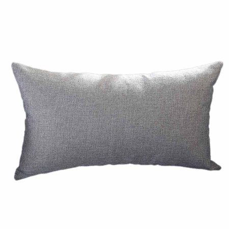 Silk Embroidery Pillow Cushion Cover (Rectangle Silk Throw Cushion Cover Pillow Case)