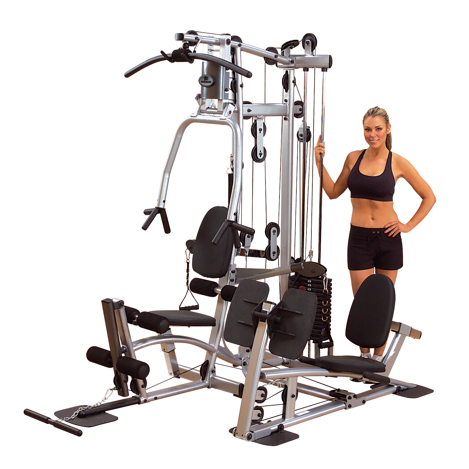 P2LPX Functional Gym With Leg Press Package