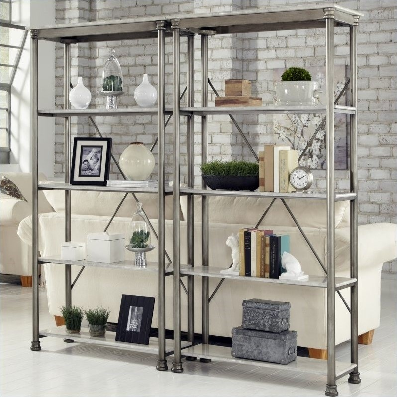 Home Styles The Orleans Multi-Function Etagere Set by