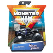 Monster Jam, Official Mohawk Warrior Truck, Die-Cast Vehicle, Arena Favorites Series, 1:64 Scale