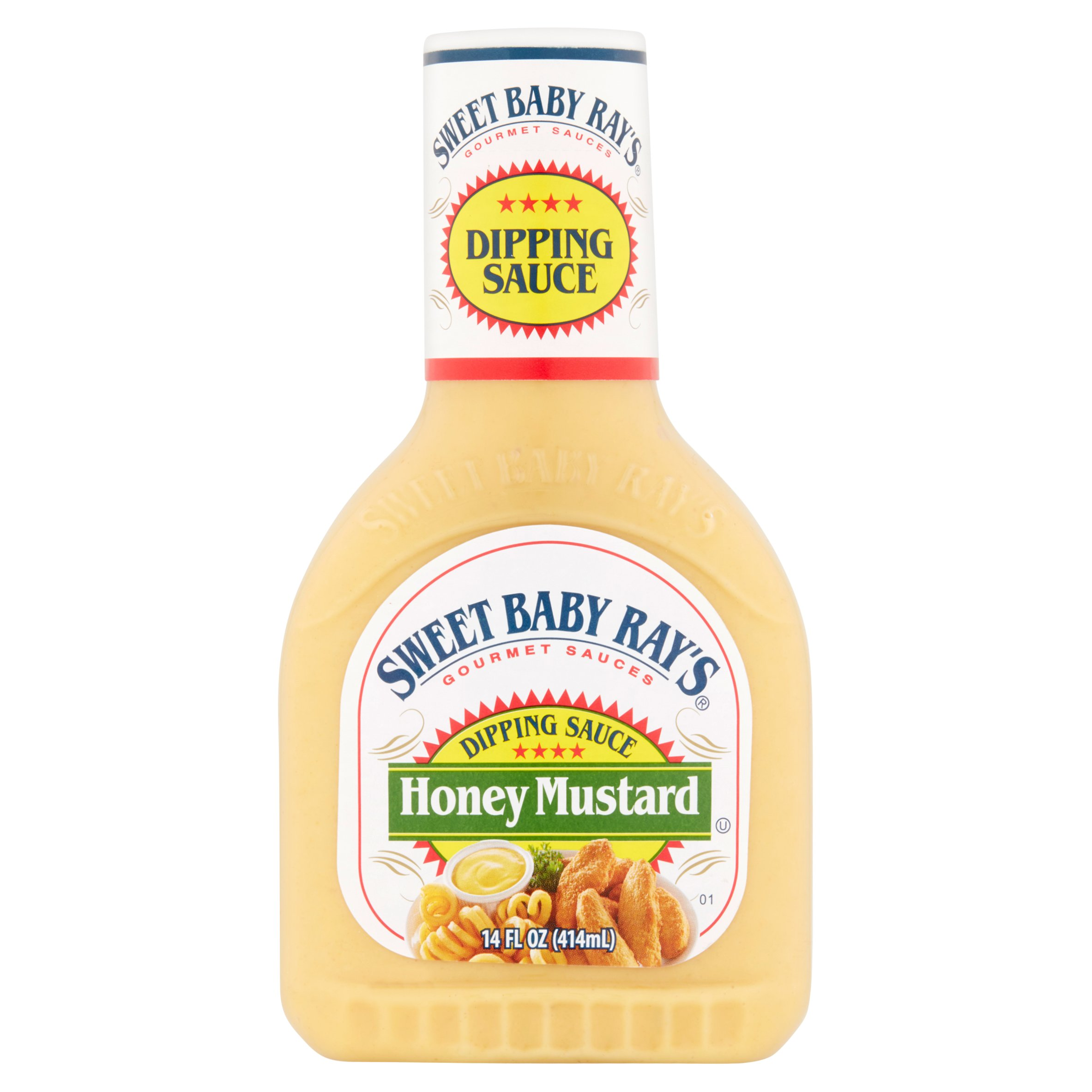 Sweet Baby Ray's Honey Mustard Dipping Sauce, 14 fl oz by Sweet Baby Ray's®