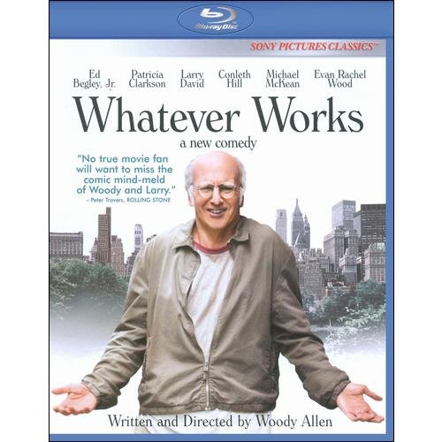 Whatever Works (Blu-ray) (Anamorphic Widescreen)
