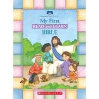 My 1st Read And Learn Bible (Board Book)