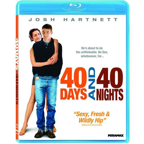 40 Days 40 Nights (Blu-ray)