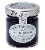 Tiptree Black Currant Preserve Minis, 1 Ounce (Pack of 72)
