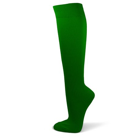 d72dc1c65 Couver - Couver Unisex Polyester Soccer Knee High Sports Athletic Socks