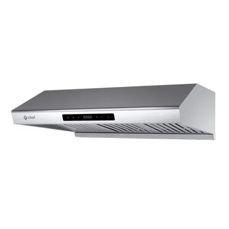 Ducted Fume Hoods (Chef 30'' 900 CFM Ducted Under Cabinet Range Hood )