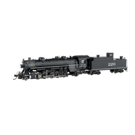 Kansas City Southern Usra Light 2 10 2 Steam Loco N Scale Train Engine