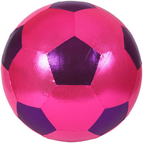 "20"" Wowza Pink Purple Soccer Ball Boxed by"