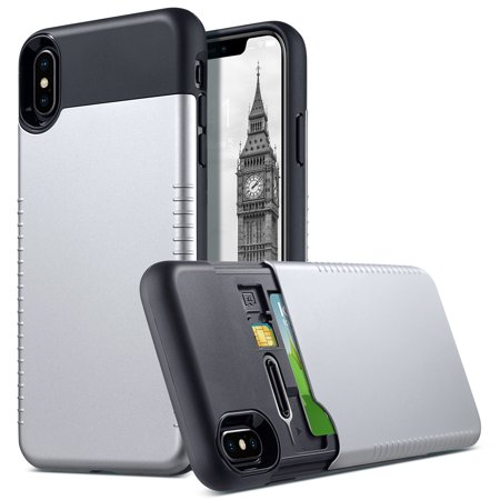 iphone xs max case card