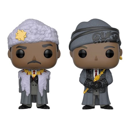 0e36021d764 Funko POP! Movies - Coming to America Vinyl Figures - SET OF 2 (Prince  Akeem   Semmi) - Walmart.com