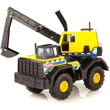 Funrise Tonka Steel Classic Mighty Back Hoe - Tonka Truck Party Supplies