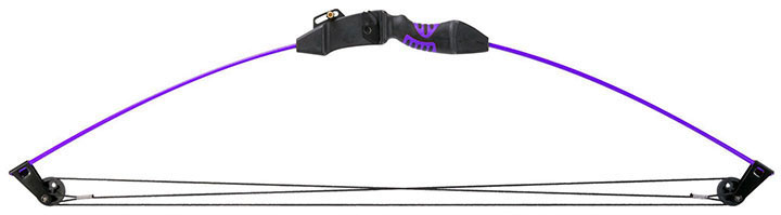 Crosman Upland Purple Compound Bow Archery Set AYC1024PU by Crosman