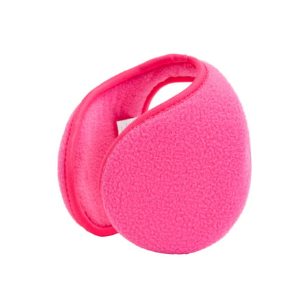Thermal Winterwear Ear Muffs ( Various Colors) - Red Bunny Ears