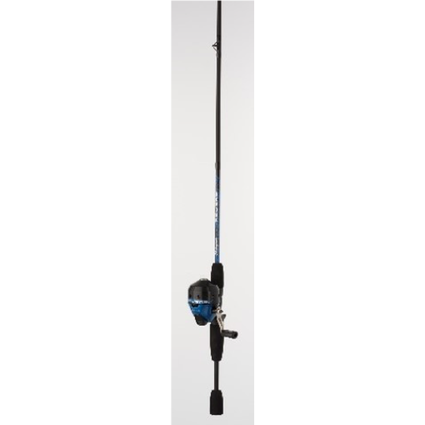 Shakespeare Reverb Spincast Reel and Fishing Rod Combo