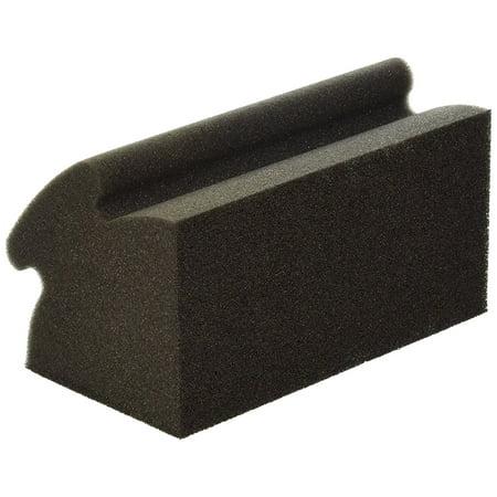 Norton 01715 Medium Corner Drywall Sanding Sponge, Large, angled sanding sponge with comfort grip for sanding inside corners. By Norton Abrasives St Gobain Ship from US