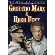 Comic Legends: Groucho Marx & Redd Foxx by MPI HOME VIDEO