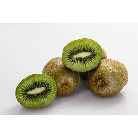 LAMINATED POSTER Diet Fruit Salad Kiwifruit Kiwi Food Fruit Fresh Poster Print 24 x