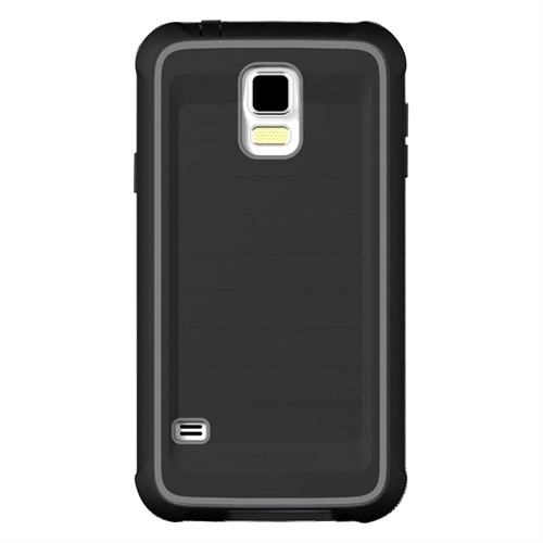 Body Glove Shock Suit Case for Samsung Galaxy S5 Black *CRC9420703 by Body Glove