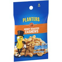 Nuts & Seeds: Planters Honey Roasted Cashews