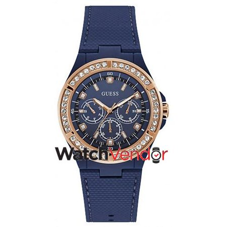 709212a6a Guess Crystal Blue Dial Ladies Multifunction Watch W1093L2 - image 1 of 1  ...