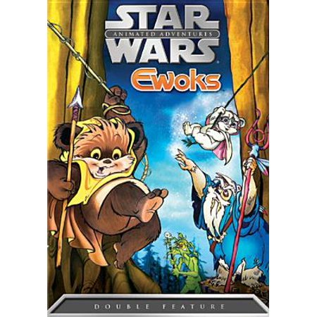 Star Wars Animated Adventures: - Wicket Ewok