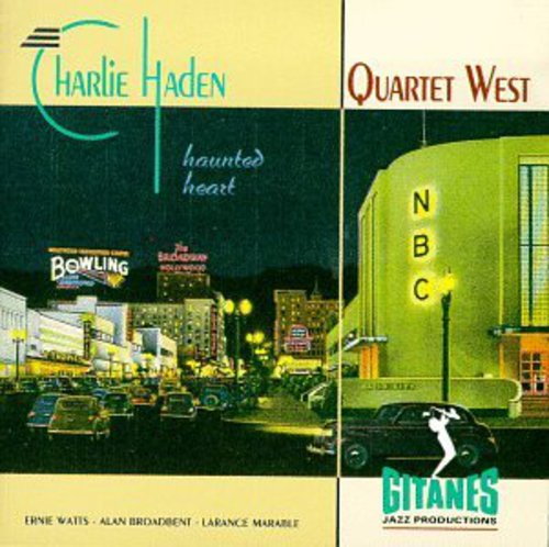 Haden, Charlie Quartet West - Haunted Heart [CD]