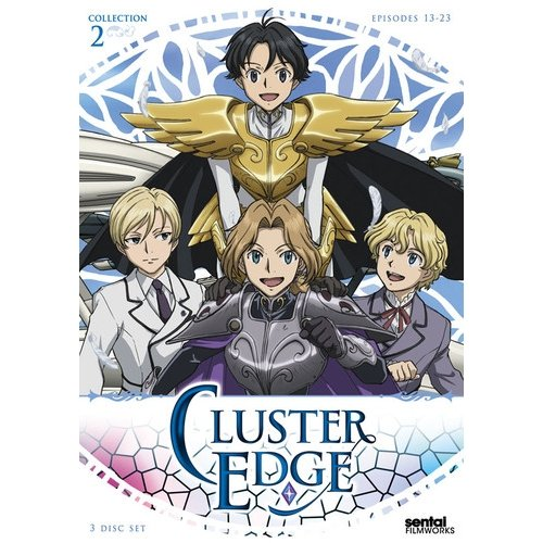 Cluster Edge: Collection 2