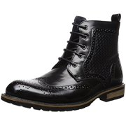Madden Men's M Styler Boot, Black, 9.5 M US