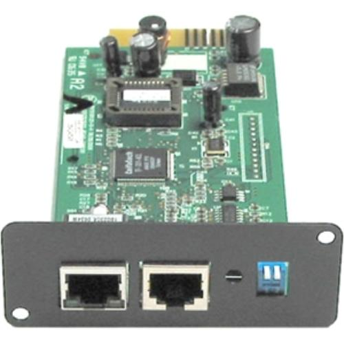 Minuteman SNMP-NV6 10/100 Mbit Ipv4/ipv6 Snmp Card With V3 And Ssl Security [32 Bit]
