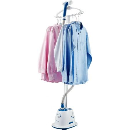 SALAV GS60-BJ Garment Steamer w/Extra Wide and 360 Swivel Hanger